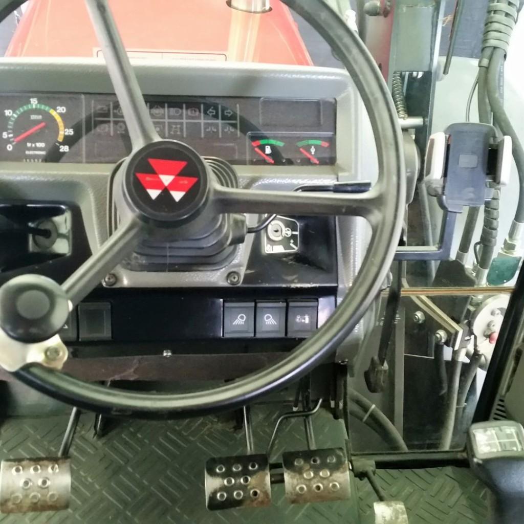 Gebrauchter Massey Fergusson 3080 Turbo